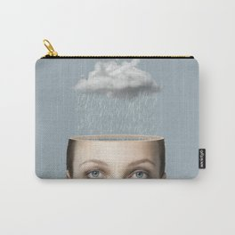 Bad Mood Carry-All Pouch