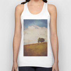A Beautiful Afternoon Unisex Tank Top