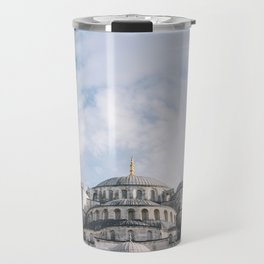 Istanbul, blue mosque Travel Mug