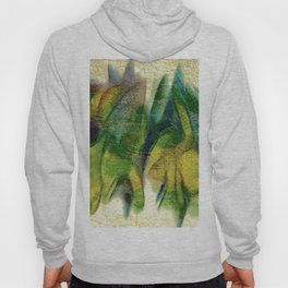 Abstract fall colors Hoody