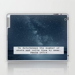 Counts the Stars Laptop & iPad Skin