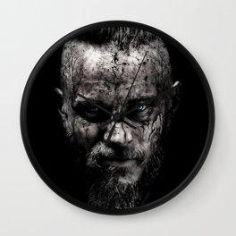 Ragnar Lodbrok The KIng Wall Clock