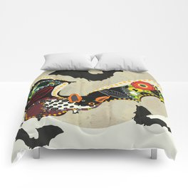 The arrival of the vampires 2 Comforters