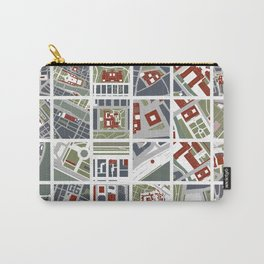 Urban fragments II of NewYork, Paris, London, Berlin, Rome and Seville Carry-All Pouch