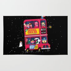 Universal Cereal Bus Rug