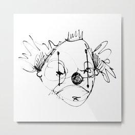 Clowns in Crowns #9 Metal Print