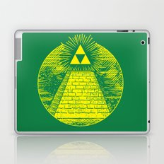 Masonic Link  Laptop & iPad Skin