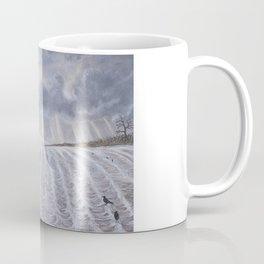 Frozen Field Megalith Coffee Mug
