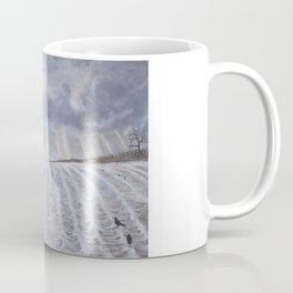 Frozen Field Megalith Coffee Mug