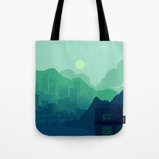 City Overlook Tote Bag