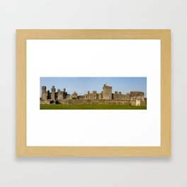 Ashford Castle, Cong, Co.Mayo Framed Art Print