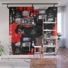 Adult Video Of The Damned! Wall Mural