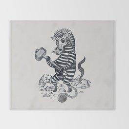 Natures Prisoner Throw Blanket