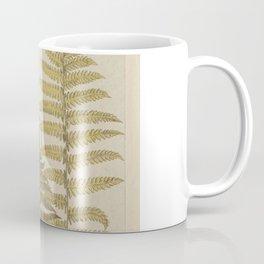Vintage Fern Botanical Coffee Mug