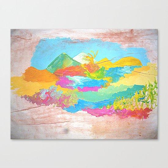 0loz5 Canvas Print