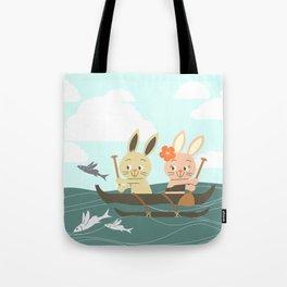 RIA - Canoe Tote Bag