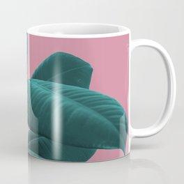 Ficus Elastica #11 #WildRose #decor #art #society6 Coffee Mug