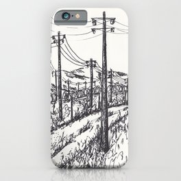 Our world iPhone Case