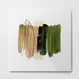 minimalism 6 Metal Print