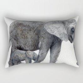 Proud Mama by Maureen Donovan Rectangular Pillow
