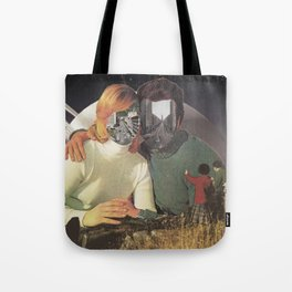 Complacency Revisited  Tote Bag