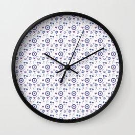 hawkguy stuff Wall Clock
