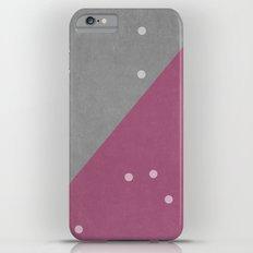 Concrete & Dots Slim Case iPhone 6 Plus