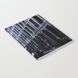 Street - Blue Notebook