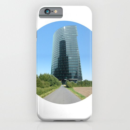 Surreal CityLand Collage 3 iPhone & iPod Case