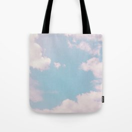 Every Cloud Has a Pink Lining Tote Bag