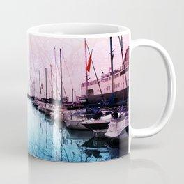 Bring In The Boats Coffee Mug
