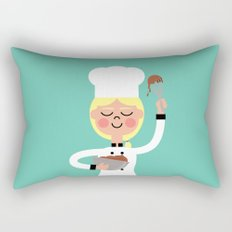 It's Whisk Time! Rectangular Pillow