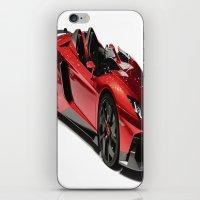 lamborghini iPhone & iPod Skins featuring Lamborghini Veneno by rosita