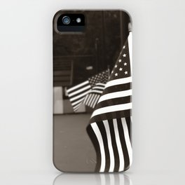 Memorial Day iPhone Case