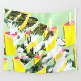 Popcolé, 2014 Wall Tapestry