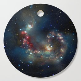 Galactic Spectacle Cutting Board