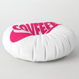 Covfefe [PINK] Floor Pillow