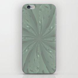 Lost in the Laurels Fractal Bloom iPhone Skin