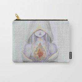 Yuki Onna Carry-All Pouch