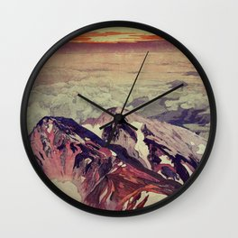 Victory the Climb Wall Clock