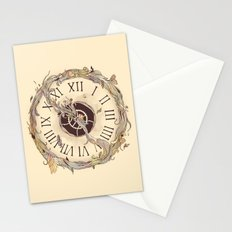Winding Up (Wherever Time Takes Me) Stationery Cards