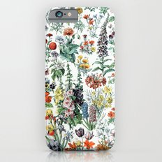 Adolphe Millot Fleurs A iPhone 6 Slim Case