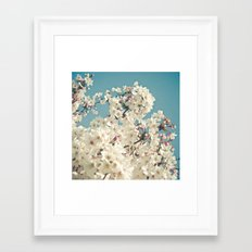Buds in May Framed Art Print