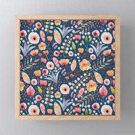 Blossoms Framed Mini Art Print