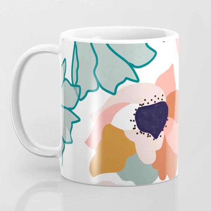Carmella #illustration #pattern Coffee Mug