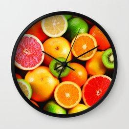So(ul) Sweet - Color coordinate Wall Clock