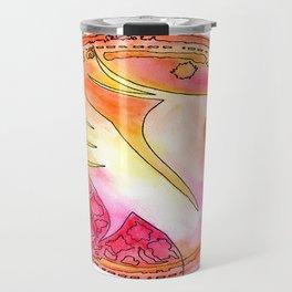 Illenium Fire Travel Mug
