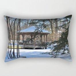 Reluctant Love Rectangular Pillow