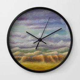 No. 3, Kaibab Plateau Wall Clock