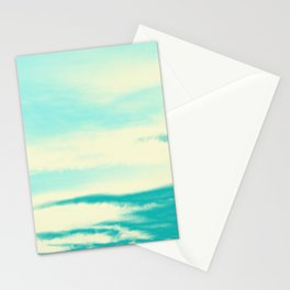 Tropical Summer Vibes #1 #decor #art #society6 Stationery Cards